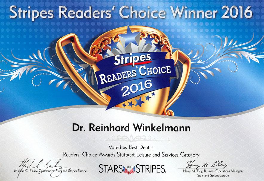 2016 stars strpes award