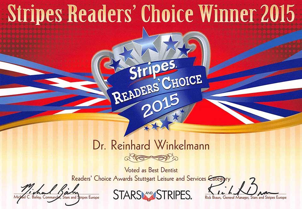2015 stars strpes award